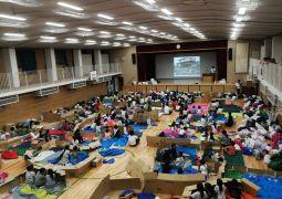 7月27日(金)- 28日(土) 「第1回防災宿泊訓練」