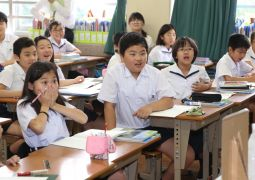 6月21日(木) 社会科 「米づくりのさかんな地域」(5年生)