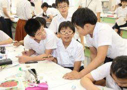 6月26日(火)家庭科「おもいを込めて作ろう」(6年生)