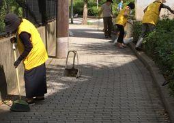 9月11日 地域清掃活動に参加しました