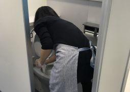 『第5回トイレ清掃』