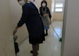 平成31年1月9日(水) トイレ清掃