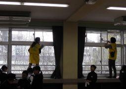 2月14日(木)全校清掃へのご参加有難うございました!