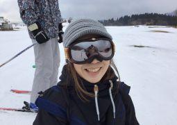 スキー合宿②