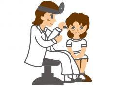 耳鼻科検診・眼科検診