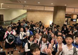修学旅行(3日目出発!)