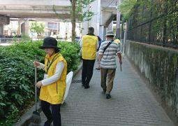 地域清掃活動 2019.6.13