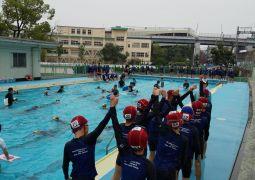 7月 臨海学舎前の放課後練習