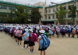 7月 臨海学舎出発
