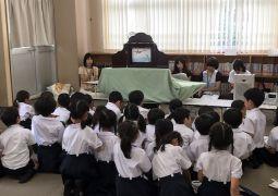 2学期 読み語りの会のお知らせ