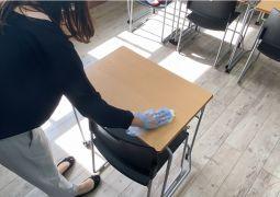 学校再開に向けての取り組み vol.03(教室消毒マニュアルビデオ)