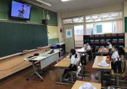 登校3日目(お知らせ・お願い)