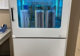 書籍除菌機が導入されました!