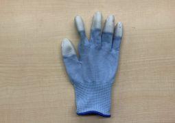 手袋(水色)