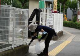 地域清掃活動 2020.7.28