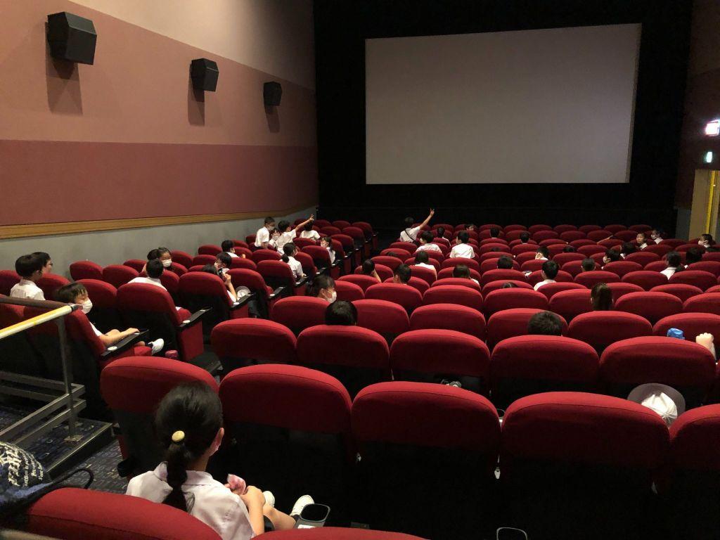 ウィルス コロナ 映画 館