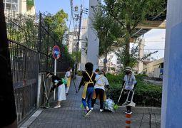 地域清掃活動 2020.9.1