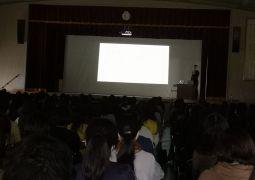 PTA文化講演会へのご出席ありがとうございました
