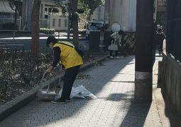地域清掃活動 2020.12.7