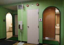 北館2階トイレ改修