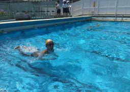 今週の水泳学習の様子は!?