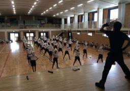 スポーツデー練習開始!