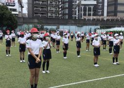 最後の練習